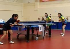 中国乒乓球运动员斩获第六届亚洲儿童国际运动会首枚奖牌