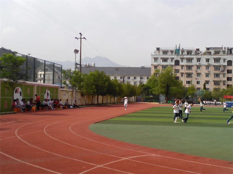 龙泉第二届体育教师研修班第七次活动举行