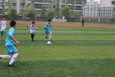 德清县第七届中小学生男子足球比赛圆满落幕