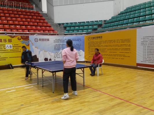 龙泉市2016年中小学生乒乓球比赛火热进行中