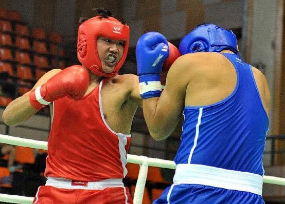 2016年全国少年拳击锦标赛