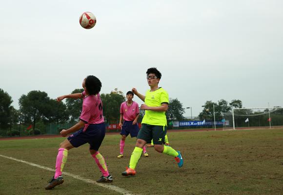ZSFL高中男子超级组总决赛在衢州一中隆重开幕