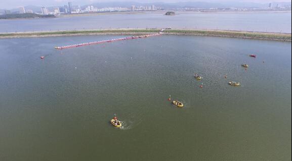 浙江海洋学院首届海洋运动会圆满落幕