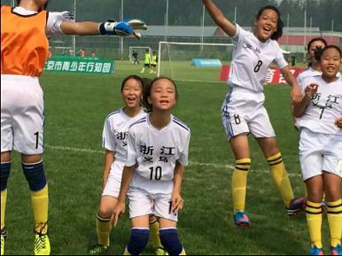 义乌铿锵玫瑰扬威全国赛场