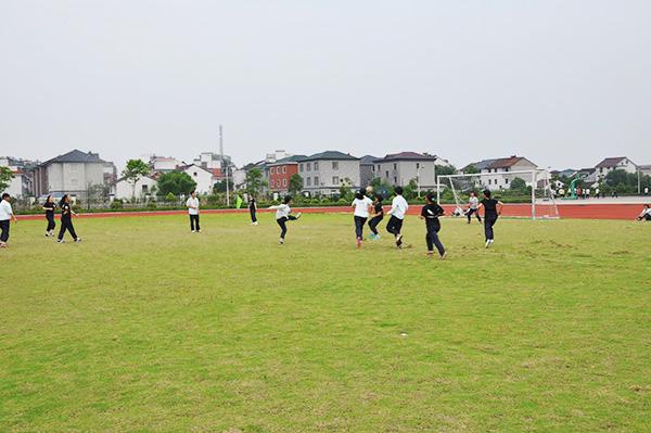 绍兴市柯桥区钱清中学阳光运动校园足球赛圆满落幕