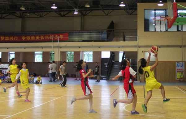 长兴县第七届体育节小学生篮球比赛(城镇组)圆满落幕