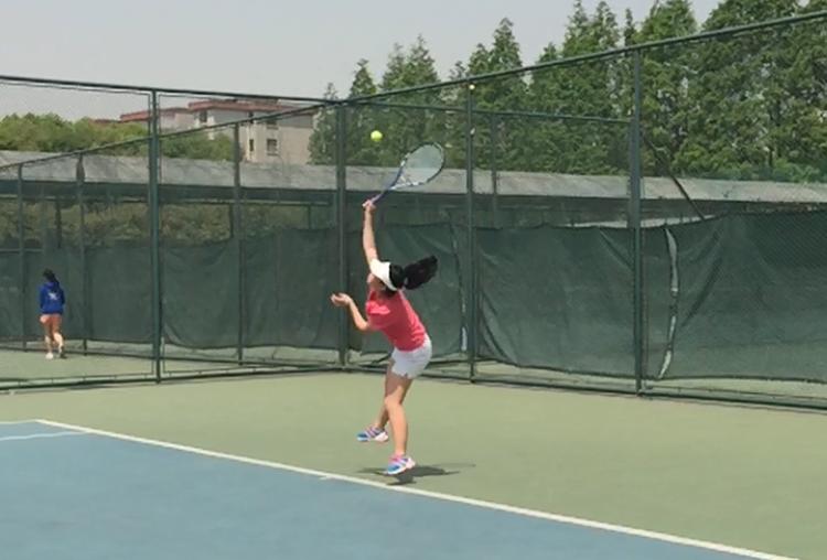 浙大男女网球队分获中国大学生网球锦标赛上海分站赛冠、季军
