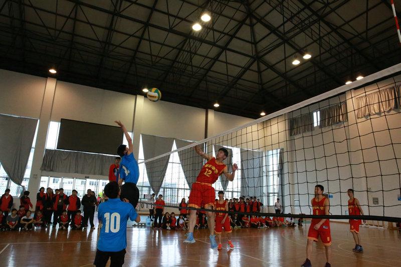 丽水市首届中学生排球联赛在龙泉市圆满落幕