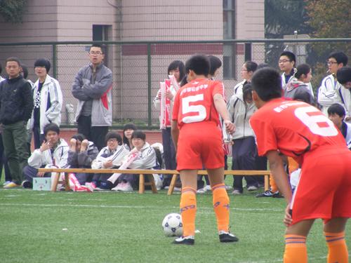 微笑的背后--记ZSFL德清县高级中学赛区比赛现场