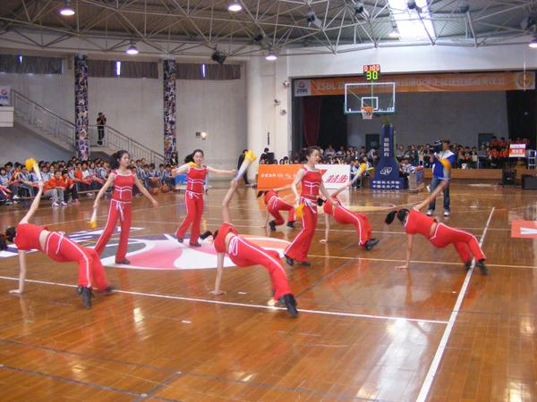 """享受篮球的乐趣,感受篮球的魅力——ZSBL""""动感地带""""浙江省第四届中学生篮球联赛颁奖仪式在杭举行"""