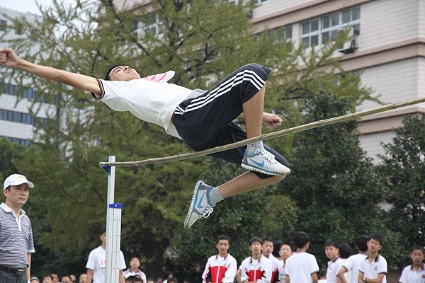 阳光校园·绍兴市第一初级中学教育集团龙山校区秋季运动会报道