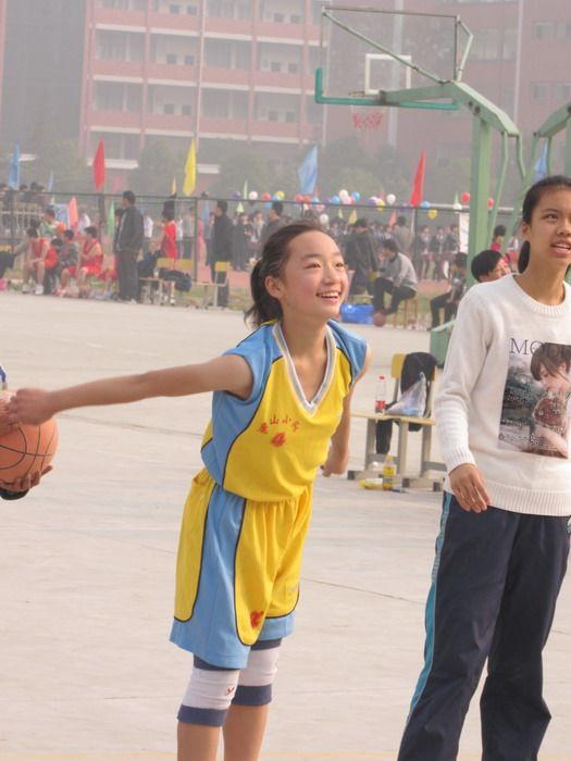 我运动、我健康、我快乐——嵊州市中小学生篮球联赛职教中心圆满落幕
