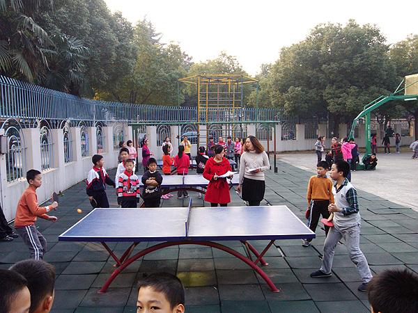 乒乓球飞起来