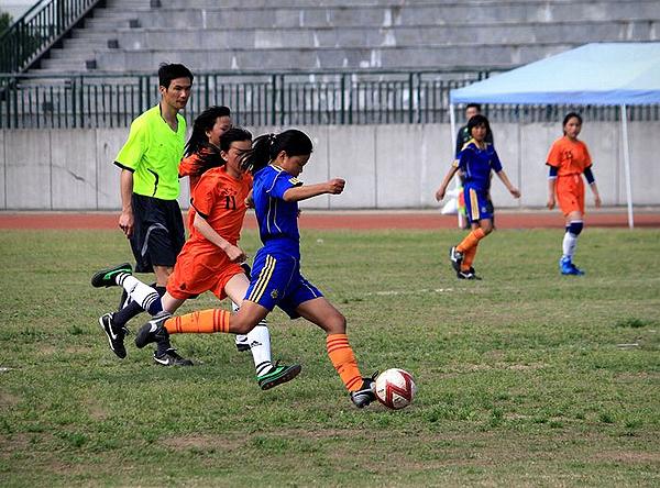 2012年绍兴市青少年足球锦标赛在嵊州完美谢幕