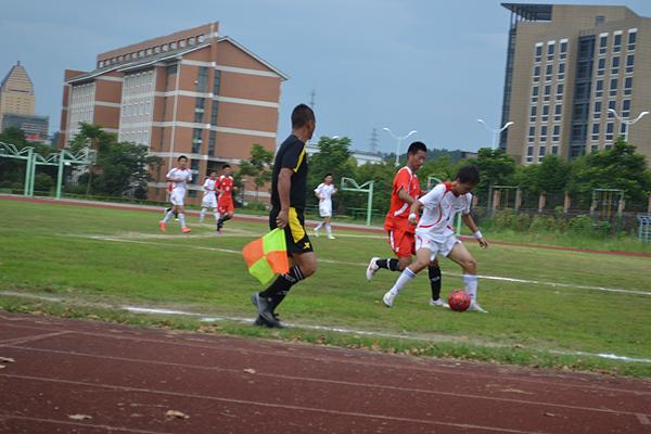 特步第三届ZSFL高中、中职组总决赛7月7日赛况