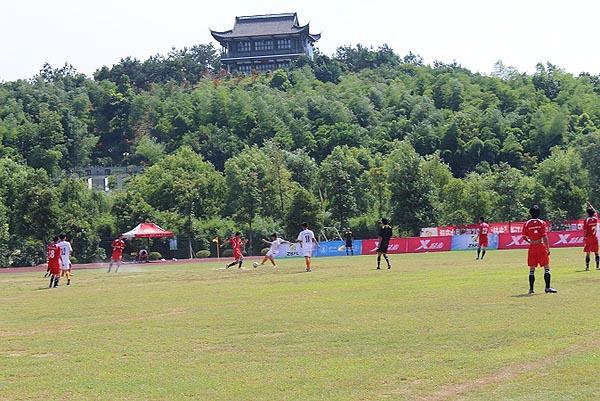 特步第三届ZSFL高中、中职组总决赛7月10日赛况:充满感恩的一场球赛