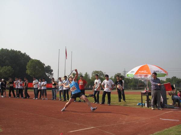 嵊州中学举行第60届田径运动会