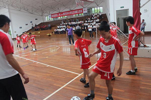 恒大皇马足球学校首次特访,ZSFL足球小将有望成为国际球星