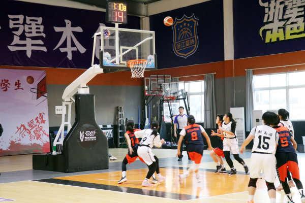 金华市第十四届中学生篮球联赛落幕 龙川学校男女篮双双斩获亚军