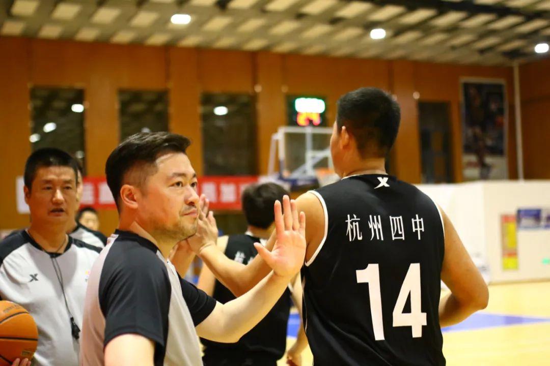 回浦中学进入决赛,ZSBL联赛高男总决赛(超级组)17日战报