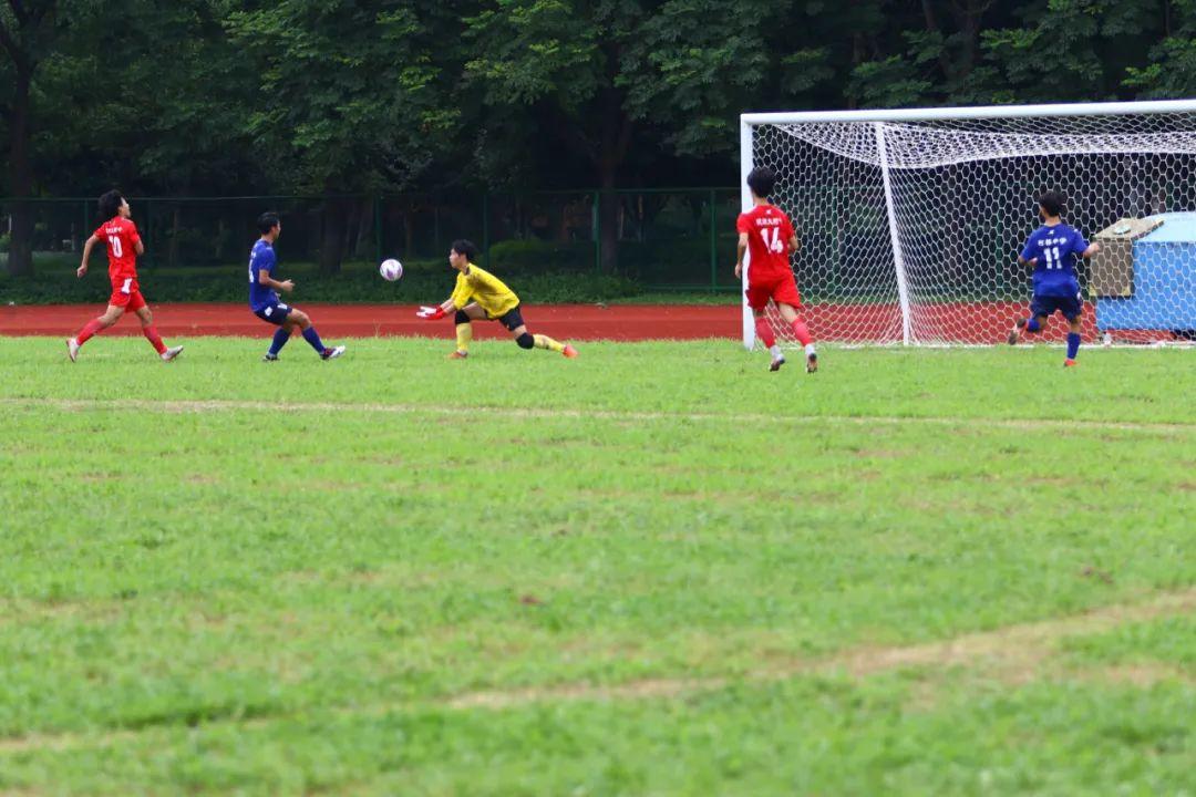 """""""特步""""第十二届ZSFL足球联赛高男甲组总决赛第一阶段比赛结束"""